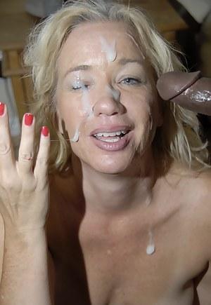 Best Mature Facial Porn Pictures