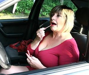 Best Mature Car Porn Pictures
