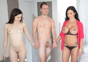 Best Mature FFM Porn Pictures